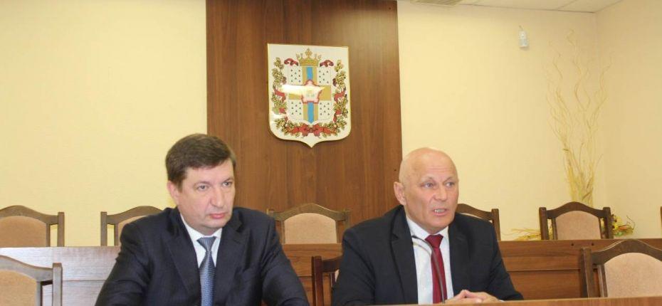 В региональном Минсельхозпроде обсудили создание зернового консорциума - ООО ТД Кирово-Чепецкая Химическая Компания