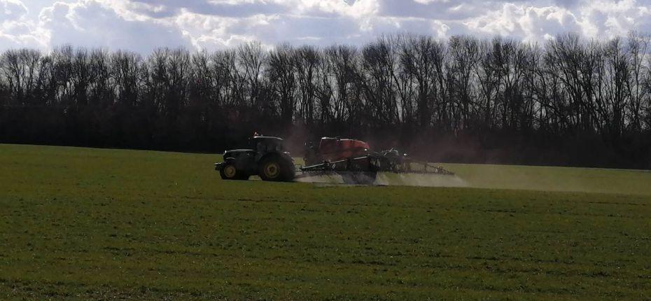 Применение КАС для подкормок озимой пшеницы - ООО ТД Кирово-Чепецкая Химическая Компания