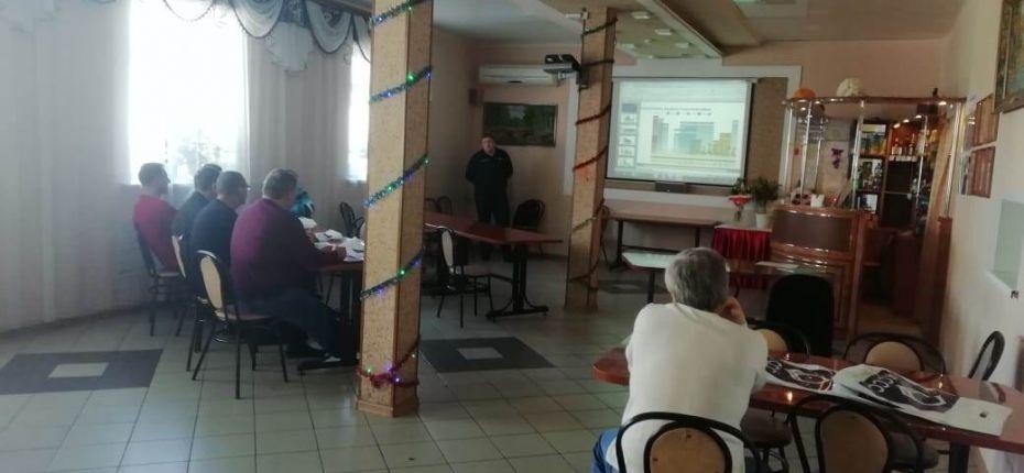 В Пензенской области проведен мини семинар с сельхоз товаро производителями - ООО ТД Кирово-Чепецкая Химическая Компания