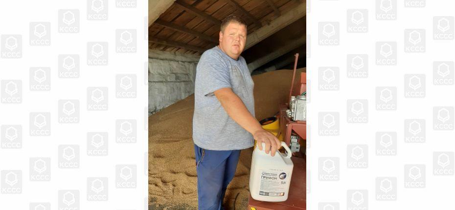 Протравка семян озимой пшеницы СПК Нива в Пензенской области   - ООО ТД Кирово-Чепецкая Химическая Компания