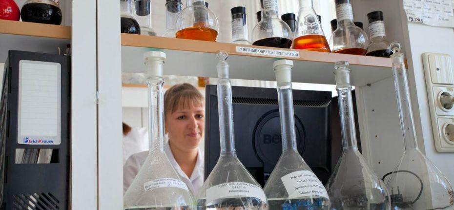 Аттестация лаборатории в 2015 году - ООО ТД Кирово-Чепецкая Химическая Компания