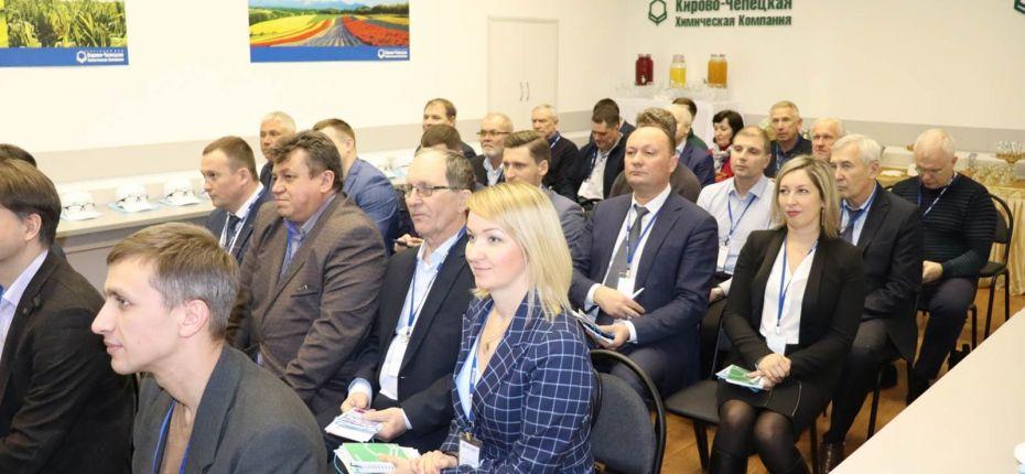 Встреча делегации из Кирово-Чепецка - ООО ТД Кирово-Чепецкая Химическая Компания