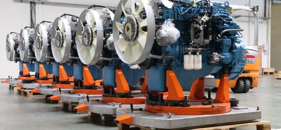 Моторный завод начал серийное производство новых двигателей для сельхозтехники - ООО ТД Кирово-Чепецкая Химическая Компания
