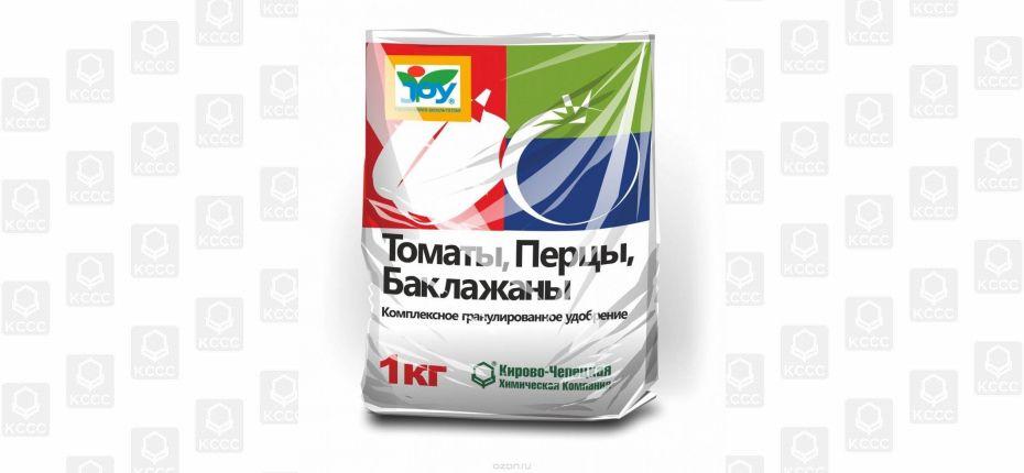 Комплексные минеральные удобрения - ООО ТД Кирово-Чепецкая Химическая Компания