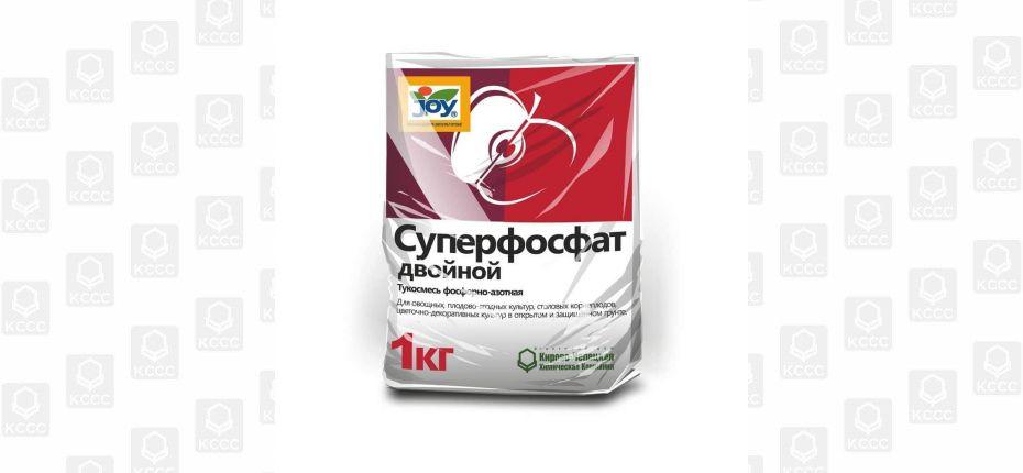 Фосфорные удобрения - ООО ТД Кирово-Чепецкая Химическая Компания