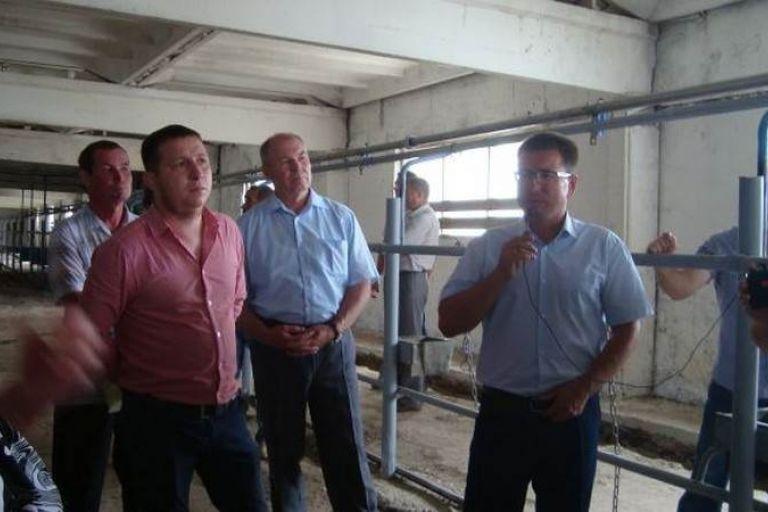 О ходе проведения уборочных работ 2016 г. и задачах по проведению озимого сева и подготовке помещений для сельскохозяйственных животных