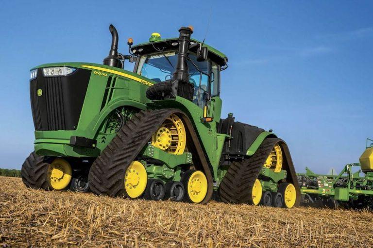 В холдинге «Агросила» в этом году приобретено 250 единиц сельхозтехники