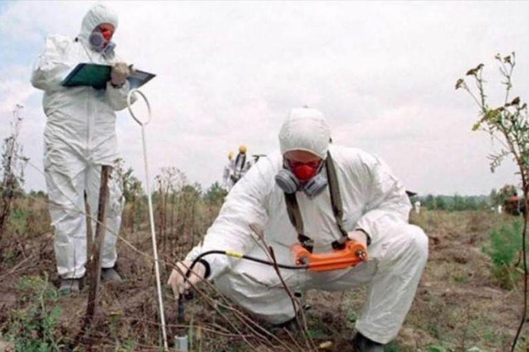 Осадки в Амурской области проверили на радиацию