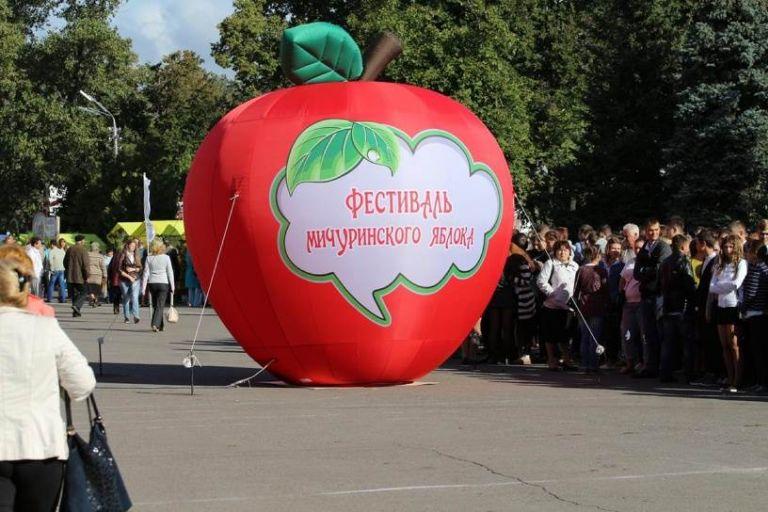 8-9 сентября Мичуринск празднует День садовода