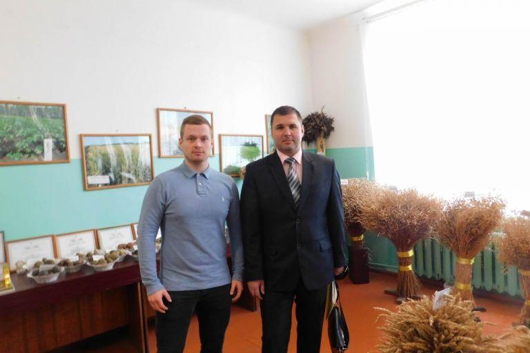 В Тульской области состоялся семинар «Системы защиты и питания растений от российских производителей».