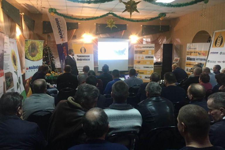 В Тамбовской области состоялся семинар с участием ТД КЧХК.