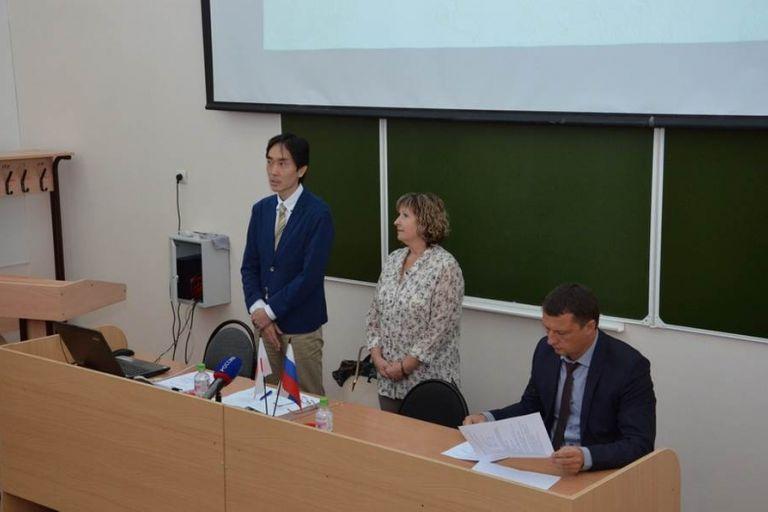 Семинар «Пример инвестиций японских компаний в тепличный бизнес Дальнего Востока России».