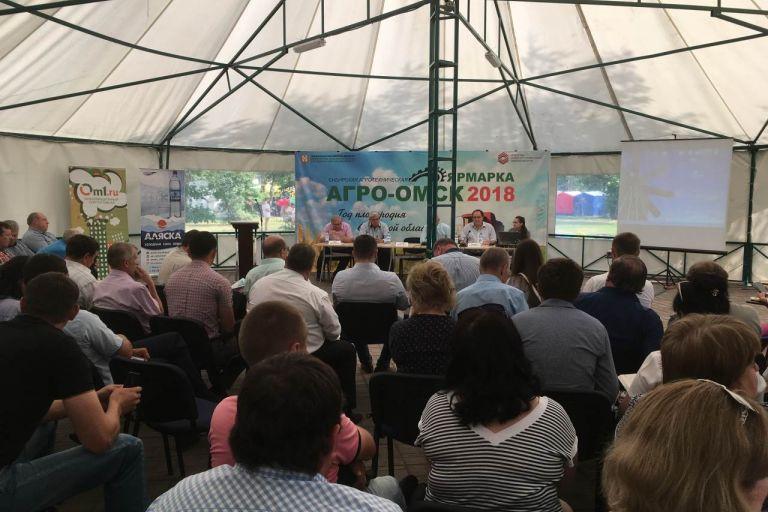 Сибирскую агротехническую выставку-ярмарку «АгроОмск-2018» посетило свыше 100 тысяч омичей