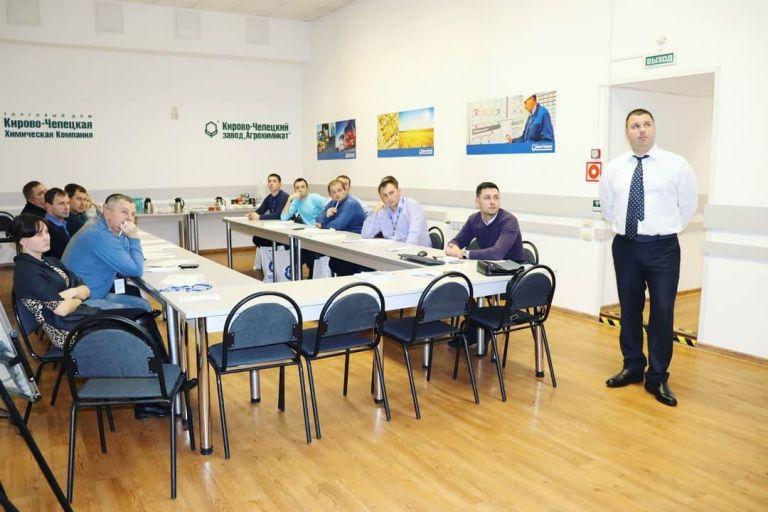 ТД КЧХК встретил гостей из Республики Мордовия.