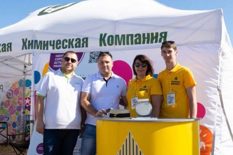 На базе ООО «Приволье» Гавриловского района состоялся День тамбовского поля.