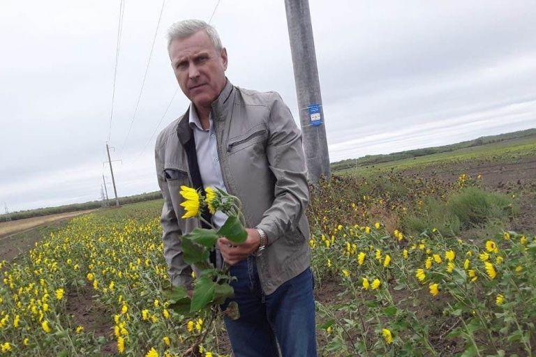 Подготовка почвы под озимые культуры  в агрофирме «Промышленная» г. Оренбурга.