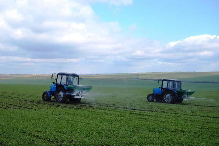 Начало весенне-полевых работ