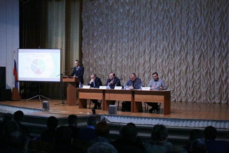 В Красноярском крае обсудили готовность к весенне-полевым работам