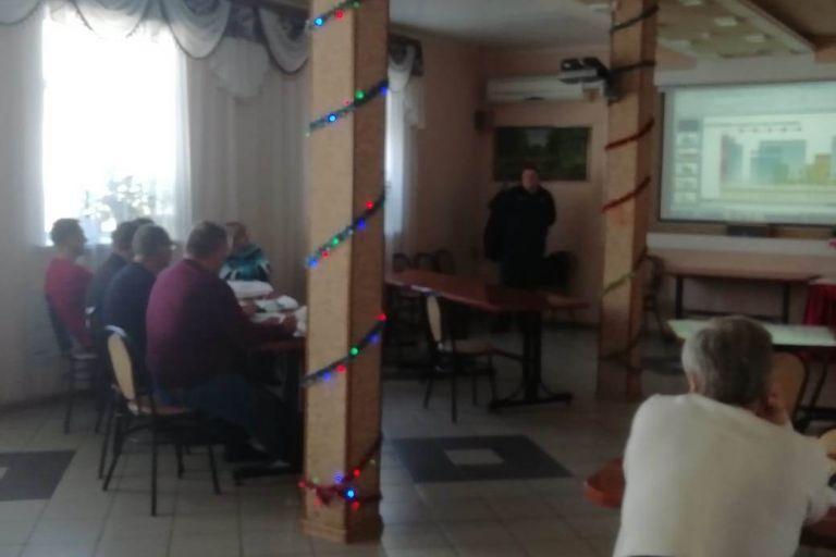 В Пензенской области проведен мини семинар с сельхоз товаро производителями
