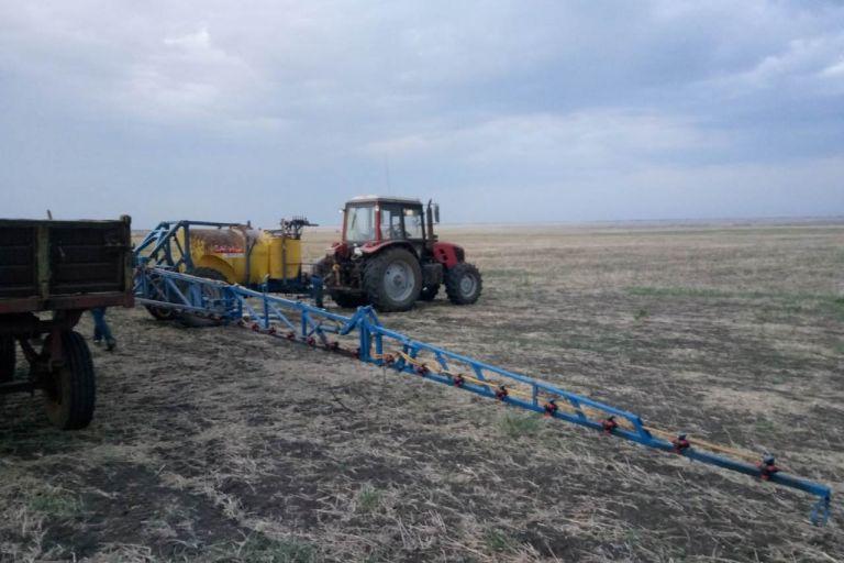 Обработка паровых участков в челябинской области