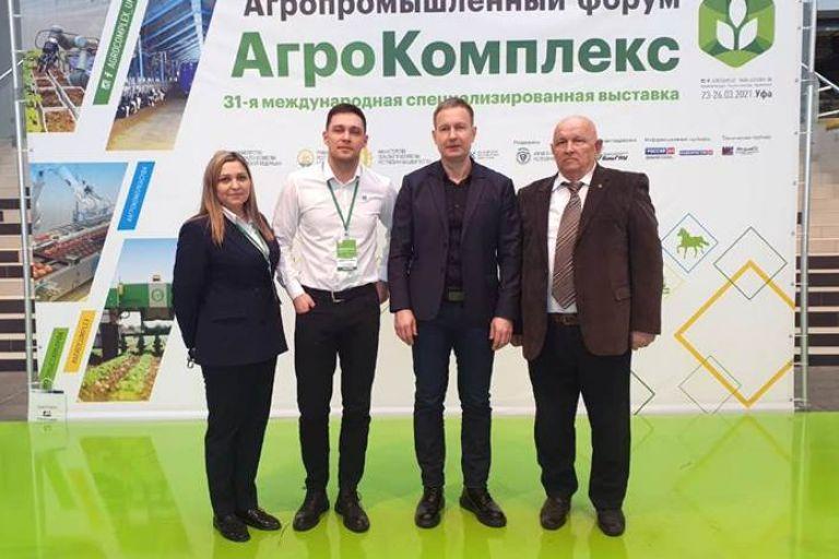 """О том, как прошла выставка """"АгроКомплекс 2021"""" в Уфе"""