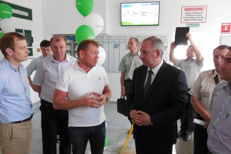 Дружеский визит делегации из Республики Мордовия
