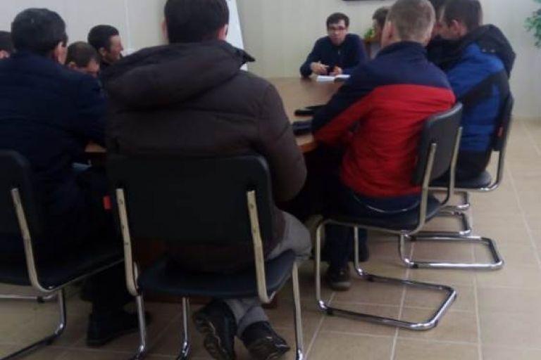"""Обучающий семинар в ООО """"Симбирский мясной двор"""""""